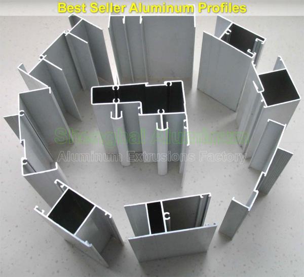 Vietnam Aluminum Profiles, Aluminum Profiles for Vietnam Market