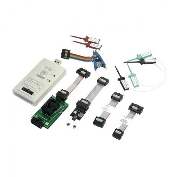 DediProg SBK05 suit set BBF Dual SO8W(207mil) Sockets + SF100 Programmer