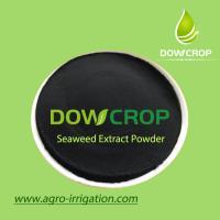 China SEAWEED EXTRACT POWDER DOWCROP HIGH QUALITY HOT SALE Dark Brown Powder 100% WATER SOLUBLE FERTILIZER ORGANIC FERTILIZER on sale