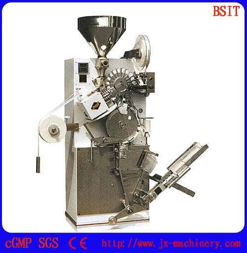 single chamber Tea bag packing machine Model DXDC8I for CTC black tea or green tea or hearb granulte