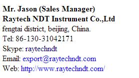 Leeb hardness tester, Digital Hardness tester, Portable hardness meter RH-130