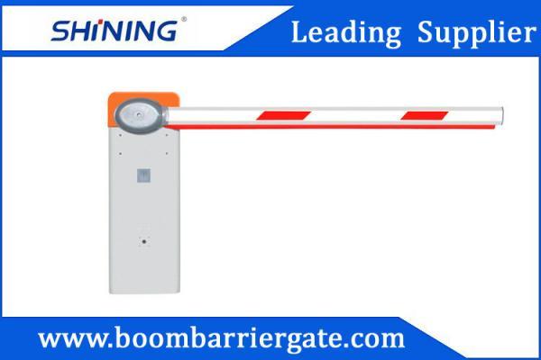 Auto Parking Lot Boom Barrier Gate Smart Car Access Control