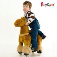 China PonyCycle Ride on horse toy Riding horse on sale