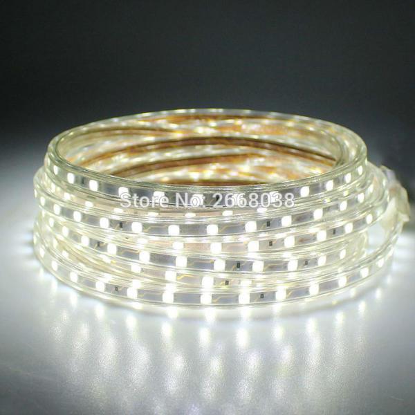 LED strip light AC220V