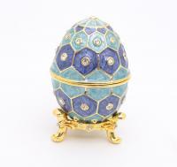 Buy cheap Easter Egg Gift Box Metal Easter Egg Gift Box Pewter Easter Egg Gift Box from Wholesalers