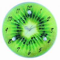 China Fruit Shape Wall Clock Home Decoration Wholesale Vintage Clock on sale