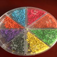 Buy cheap Plastic runway particle granulator from Wholesalers