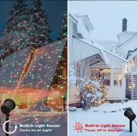 Buy cheap laser light outdoor christmas lights projector,garden decoration landscape christmas laser light from Wholesalers