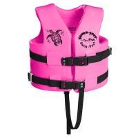 China Sailing Slim Life Preserver Vest Diamond Shaped Reflectors Lightweight Swimsuit on sale
