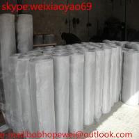 China an ping heng you 18 x 16,36 Inch By 100 Feet Aluminum Window screen/ Aluminum Wire Mesh/ Black Window Screen Wire Nettin on sale