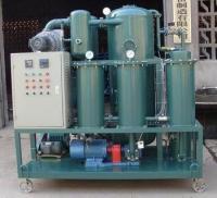 China ZJA Series Waste transformer oil regeneration plant on sale