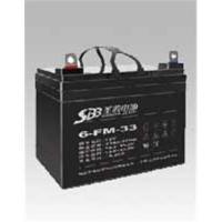 Buy cheap Gel Electrolyte VRLA Battery(6-GFM(G)-33) from Wholesalers