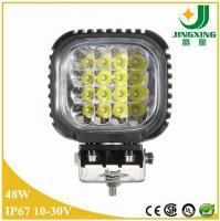 Buy cheap 48w led work light 12v 4 inch led work light 6000k led work light for trucks from Wholesalers