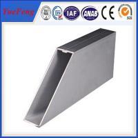 Buy cheap Durable aluminum curtain wall profile/curtin wall aluminium profile from Wholesalers