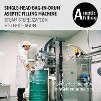 200-220 Litre Bulk Bag Filler Bag in Drum Aseptic Filling Equipment