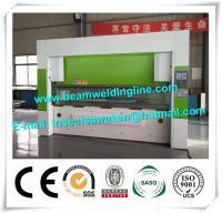 China Steel Plate Electro Hydraulic Servo Press Brake Machine , Hydraulic Shearing and Press Brake on sale