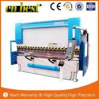 China hydraulic press brake machine price on sale