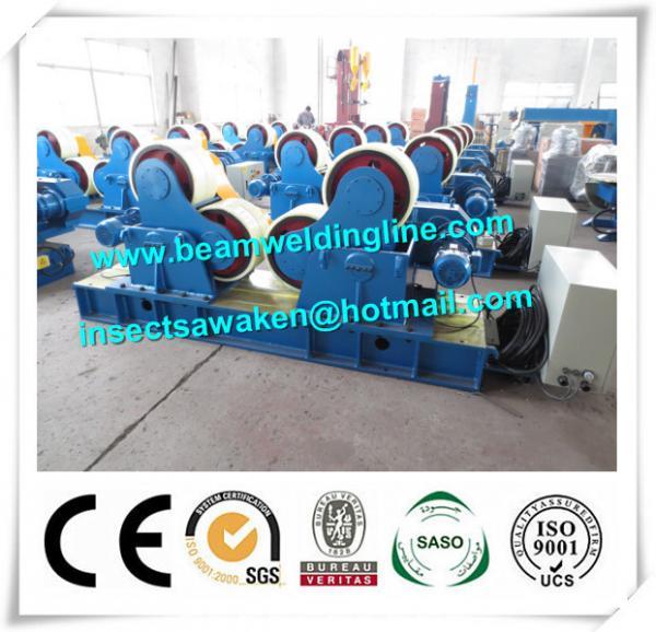 30T Pipe Welding Rotator / Manipulator , Pipe Engineering Welding