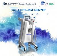 Buy cheap high intensity focused ultrasound slimming machine / hifu slimming for body ultrashape from Wholesalers