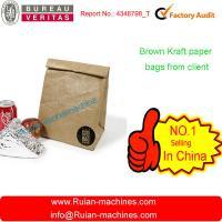 China manual paper bag machine on sale