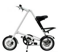 Buy cheap Children Mens Foldable Bike Small , Portable Aluminium Foldable Bike Multi Color from Wholesalers