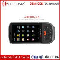 China GPRS Wireless Fingerprint Reader Handheld PDA Devices Bluetooth 4G Sim Card on sale