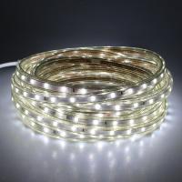 AC 220V SMD 2835 LED Strip Light 60leds/m IP67 Waterproof Led Flexible Tape Light With Power Plug 1M/2M/3M/5M/6M/8M/9M/1