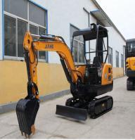 China Sany Excavator SY35U 3.5 Ton Sany Mini Excavator Wheel Excavator on sale