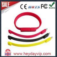 China 16GB Bracelet USB Flash Drive on sale