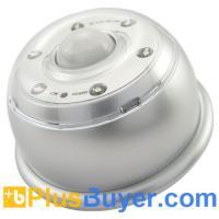 Buy cheap PIR LED Light (6 white LED lamps, 120,000 MCD) from Wholesalers