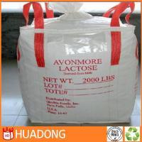 Buy cheap Export 500kgs-3000kgs PP bulk bag ,PP jumbo bag ,Polypropylene fabric big bag packing from Wholesalers