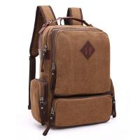 Buy cheap Large Capacity Practical Laptop Backpack Male Vertical style Computer Backpack Men Multifunctional Versatile Bag from Wholesalers