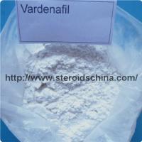 Buy cheap Vardenafil Male Sex Ability Enhancer Raw Levitra ED Treatment Drugs 224785-91-5 from Wholesalers