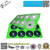 Buy cheap Cheap Bulk CD Printing Custom 8 In 1 CD / DVD Print Tray For Printer Compatilbe Epson Deakjet Printer from Wholesalers