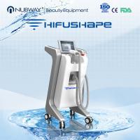 2015 Newest Design HIFUSLIM Slimming Machine HIGH Intensity Focused Ultrasound