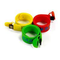 China bracelet usb flash drive on sale