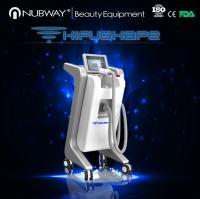 Buy cheap hot beauty slimming machine chinese hifu weight loss machine from Wholesalers