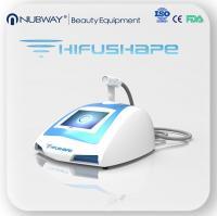 Buy cheap Newest design professional nubway hifu body slim machine/hifushape slimming machine from Wholesalers