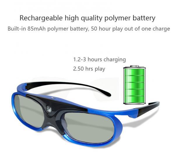 DLP LINK 3D Glasses YT-SG800D 6