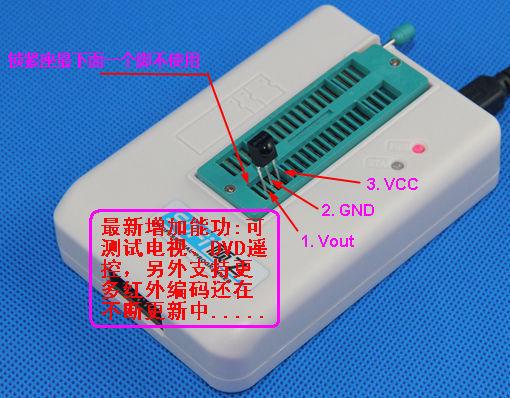 Original SOFI SP8-B CLIP CLAMP 93/24/25/BR90/SPI USB Programmer SOFI SP8-B