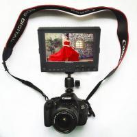 China 7 inch full hd sdi lcd dslr monitor digital video camera for film makings on sale