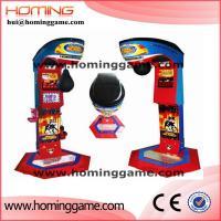Buy cheap hot sale indoor amusement game machine arcade boxing machine/boxing game machine/ultimate big punc(hui@hominggame.com) from Wholesalers