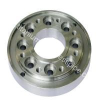 Buy cheap grade2 grade7 titanium asme b16.5 pressure vessel flange from Wholesalers