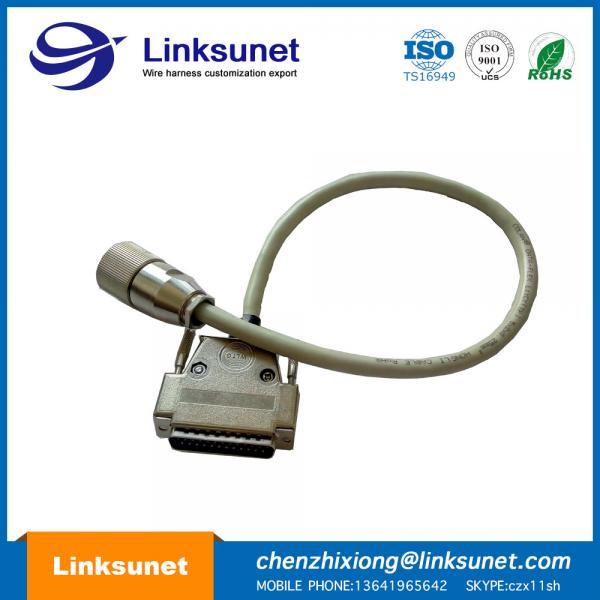 25 Pin Male Epic 9 Soldering Automotive Wire Harness D Sub Copper Buy Cheap Gray