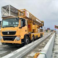 Buy cheap 19-22m Platform Type Bridge Inspection Detection Truck / Concrete Pumping Equipment from Wholesalers