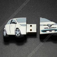 Buy cheap Custom logo  USB Flash Drive 64GB 32GB 16GB Memory car USB 3.0 Metal Pen drive Memory from Wholesalers