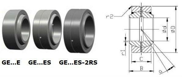 Spherical Plain Bearing GE8E