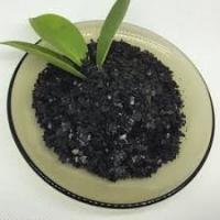 Buy cheap Solid Performance Kelp Powder Fertilizer , Organic Water Soluble Fertilizer Black from Wholesalers