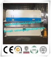 Buy cheap Sheet Hydraulic Metal Brake Press Machine , 200 T Steel Plate Bending Press Machine from Wholesalers