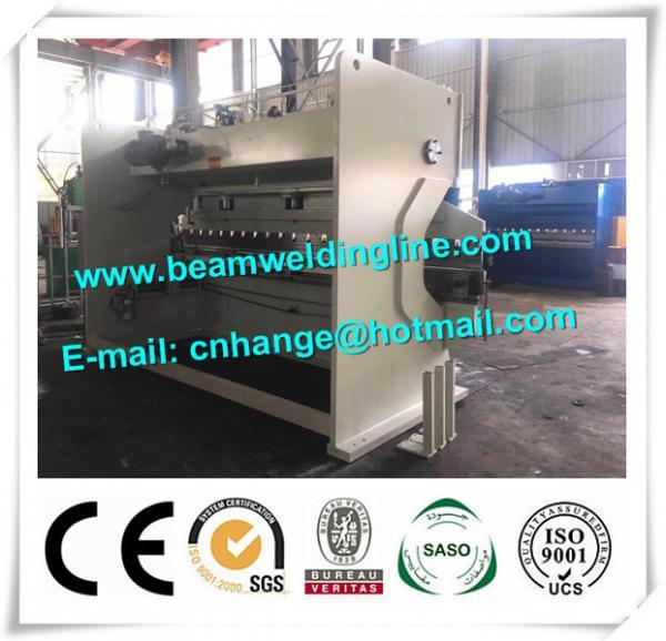 Buy Sheet Hydraulic Metal Brake Press Machine , 200 T Steel